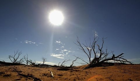 Australia Threatened by Climate Change Outlook