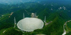 CHINA-GUIZHOU-FAST-11 NEW PULSARS (CN)