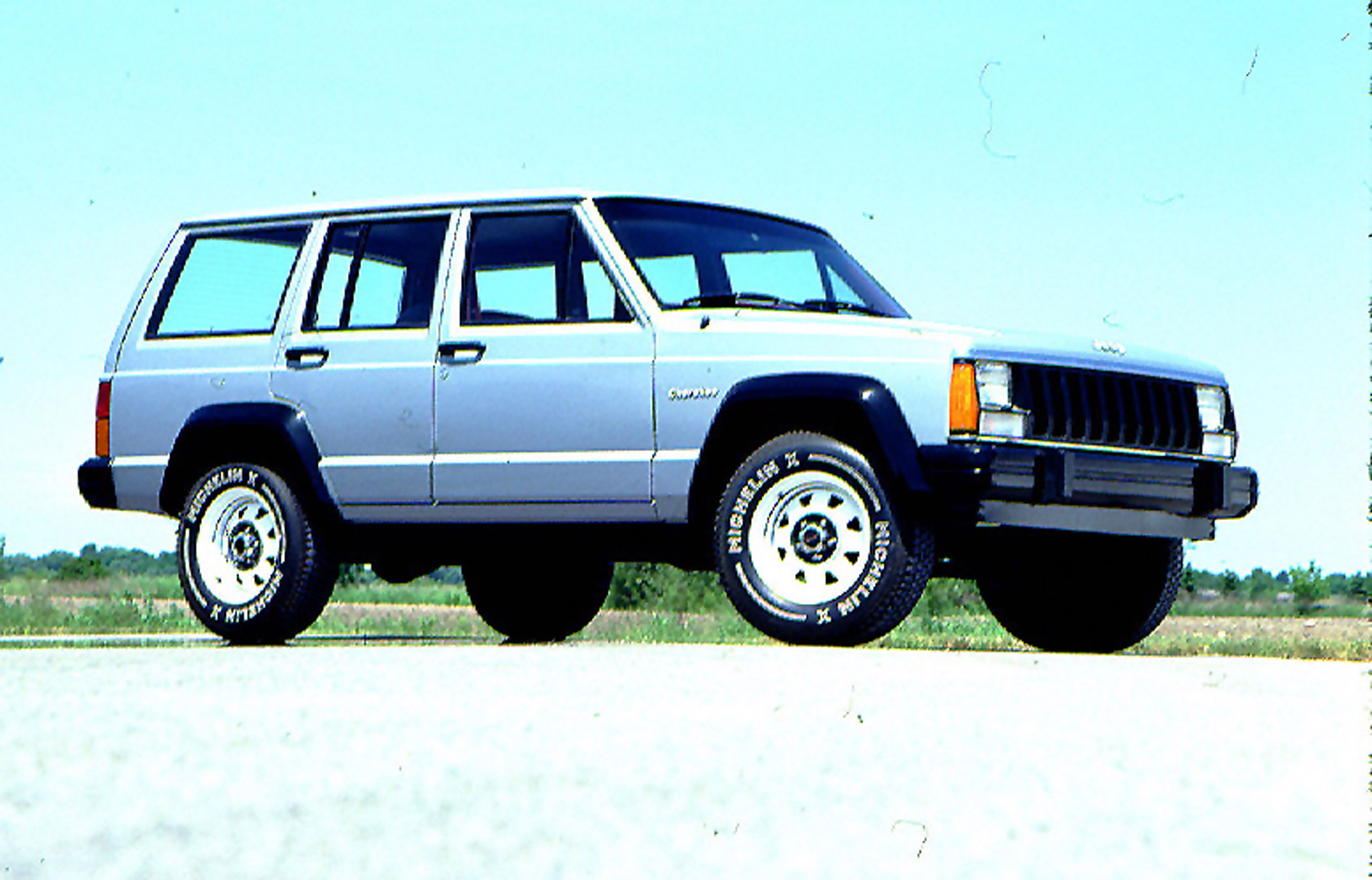 20 Old School 4x4s For Kicking Your Off Road Game Up A Notch