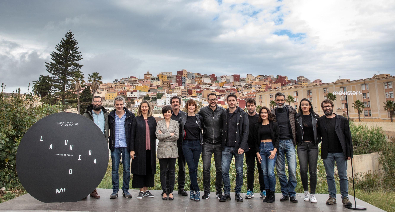 'La unidad': Movistar+ arranca el rodaje de su nueva serie con Nathalie Poza, Marian Álvarez y Fele Martínez