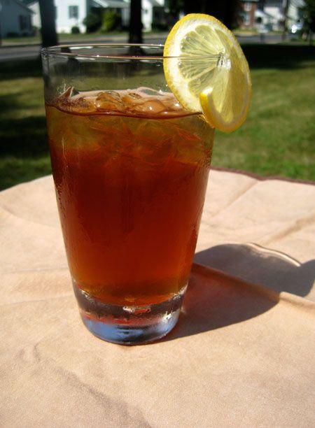 One Ingredient, Three Ways: Chilled Apple Iced Tea