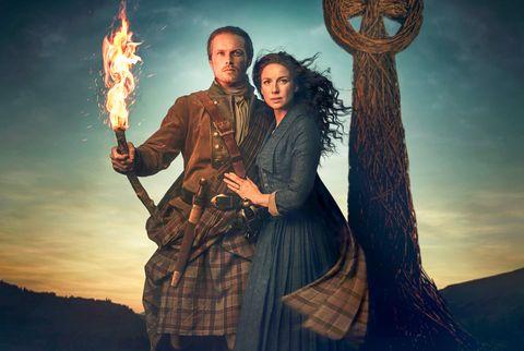 Outlander serie Netflix