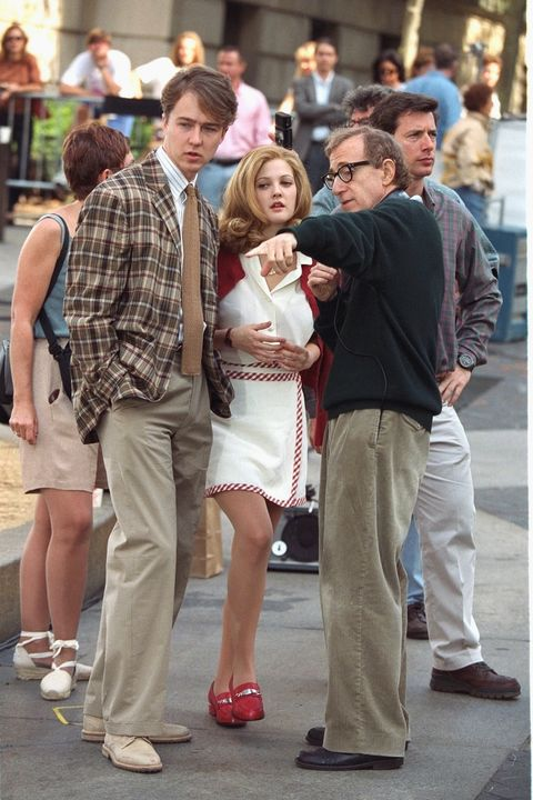 FILM 'EVERYBODY SAYS I LOVE YOU' BY WOODY ALLEN