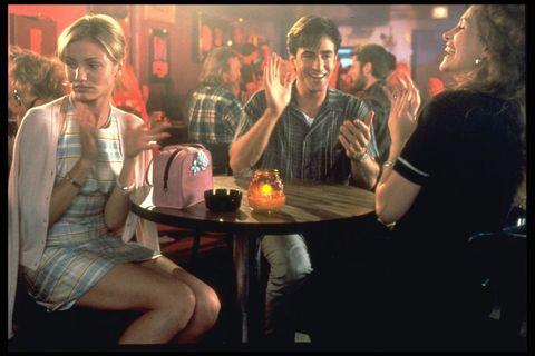 FILM 'MY BEST FRIEND'S WEDDING' BY P.J. HOGAN