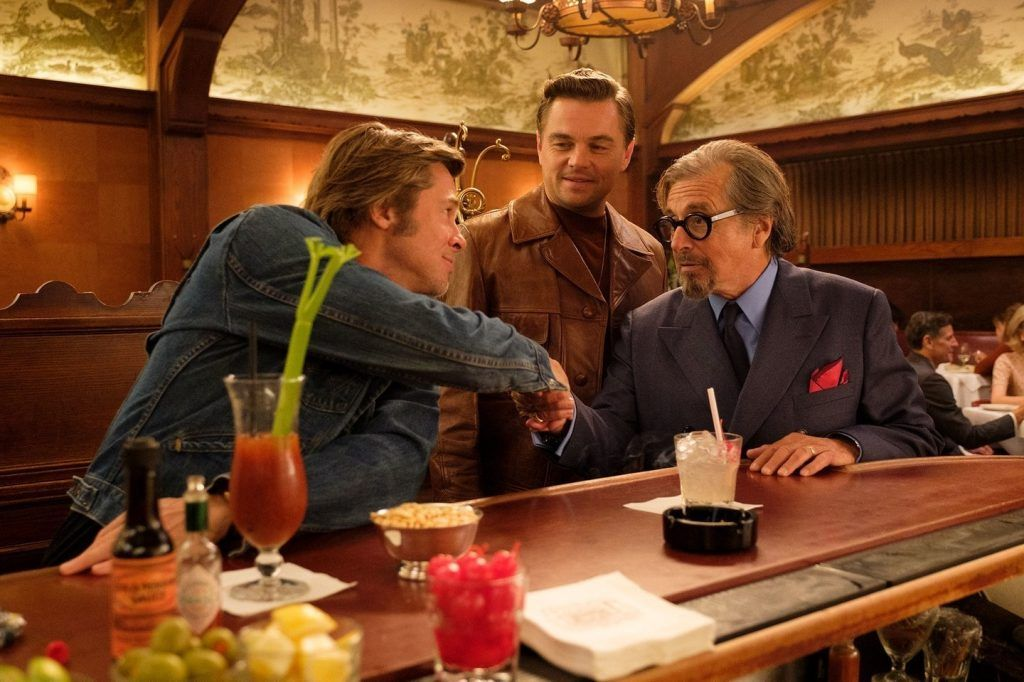 Critics Are Comparing Tarantino's 'Moving' Once Upon a Time in Hollywood to Pulp Fiction
