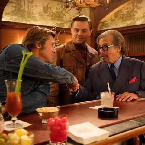 4e8c80a49d2 Critics Are Comparing Tarantino's 'Moving' Once Upon a Time ... in Hollywood  to Pulp Fiction