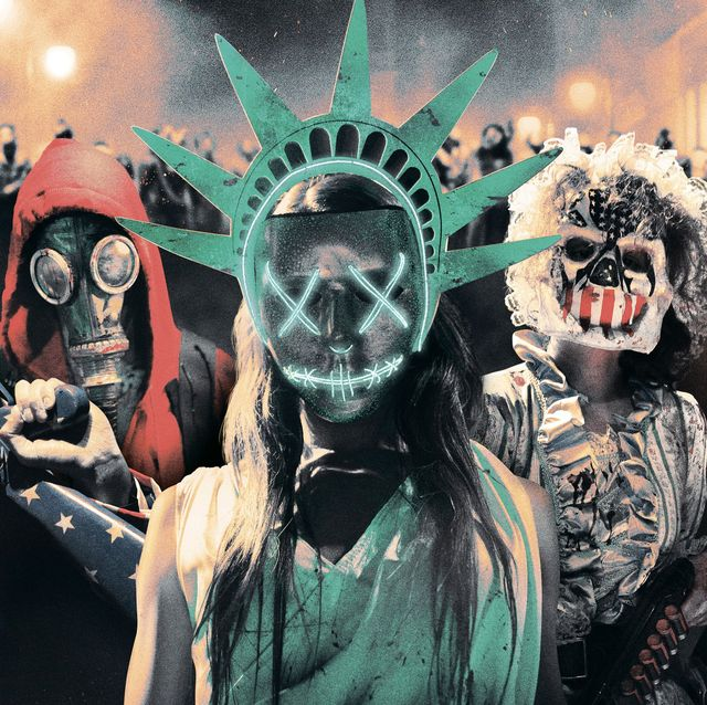 23 Best The Purge Costume Ideas 2020 Masks Outfit Ideas And More