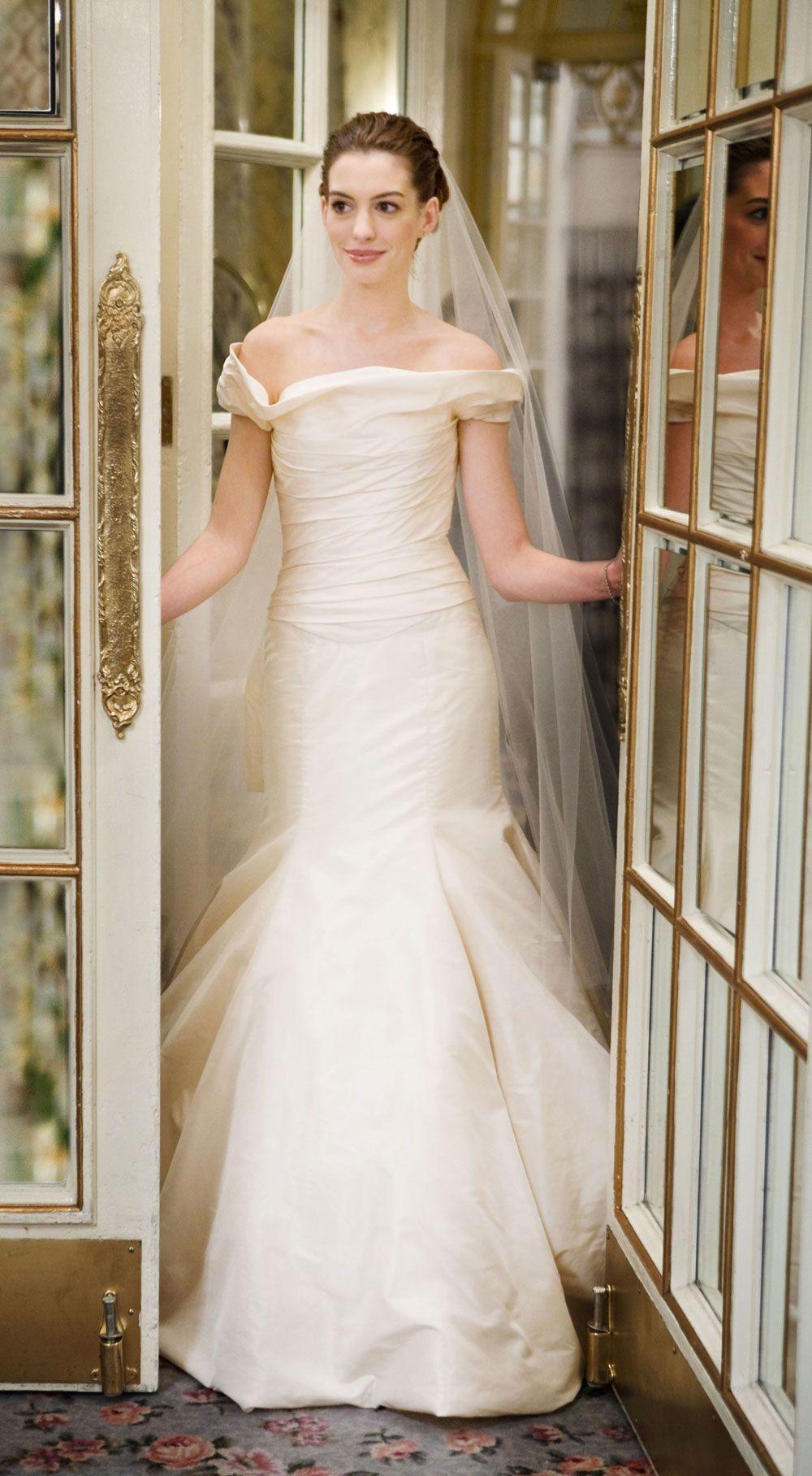 The Best Wedding Dresses In Filmovies Sigh Celebrity Film