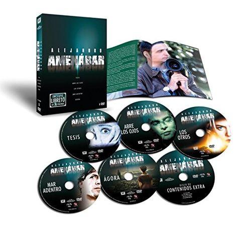 Pack Alejandro Amenábar Amazon Prime Day