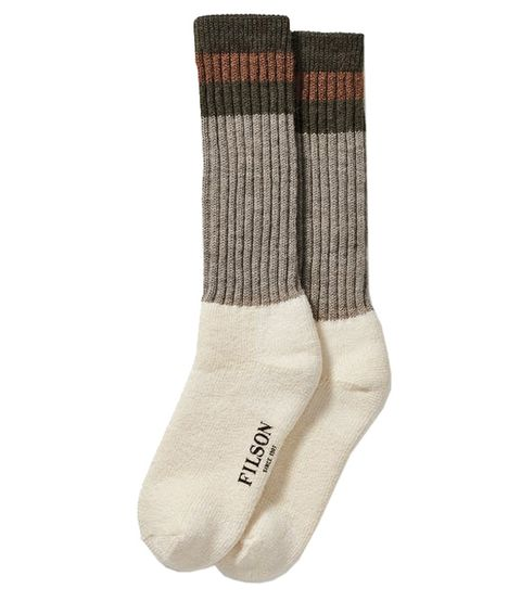 Sock, White, Wool, Beige, Footwear, Fashion accessory, Shoe,