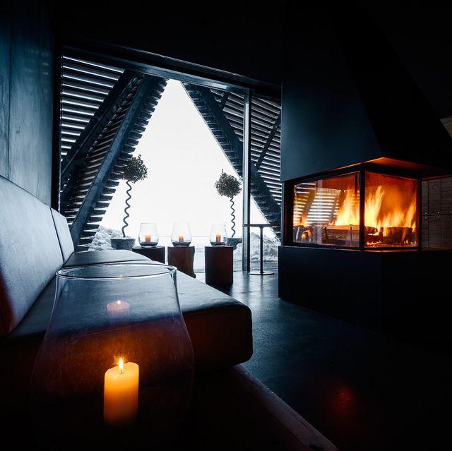 Lighting, Amber, Urban design, Shade, Headquarters, Heat, Boutique hotel,