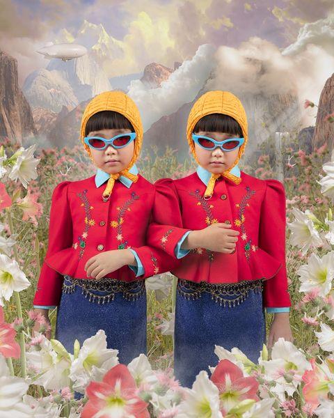 GENTLE MONSTER KIDS兒童太陽眼鏡