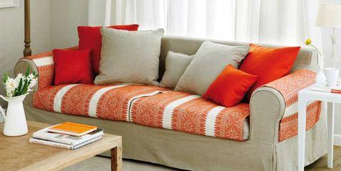 Como Hacer Fundas Para Cojines De Sofa.Redecora Tu Sofa Con Esta Sencilla Funda