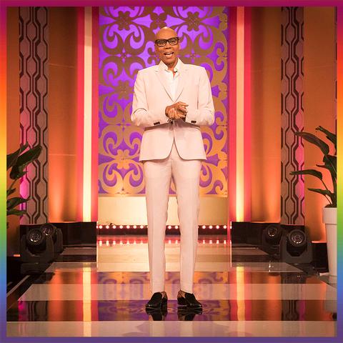 Fashion, Pink, Stage, Formal wear, Event, Fashion design, Performance, Interior design, Suit,
