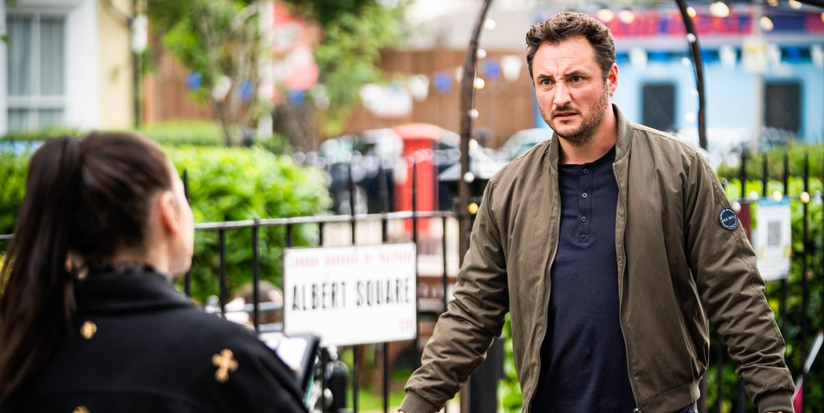 EastEnders' Dotty has news for Martin after Ruby exit