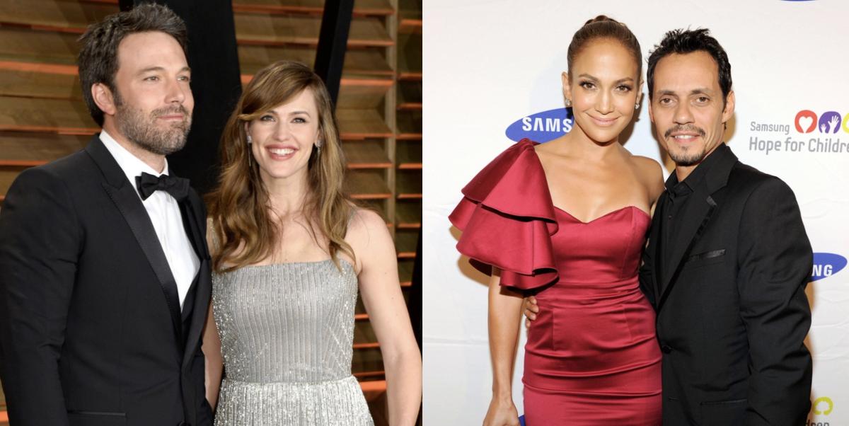 Jennifer Garner and Marc Anthony Feel the Same Way About Jennifer Lopez and Ben Affleck's 'Ship