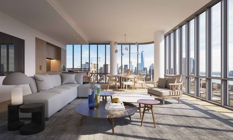 Novak Djokovic New York City Apartment Photos