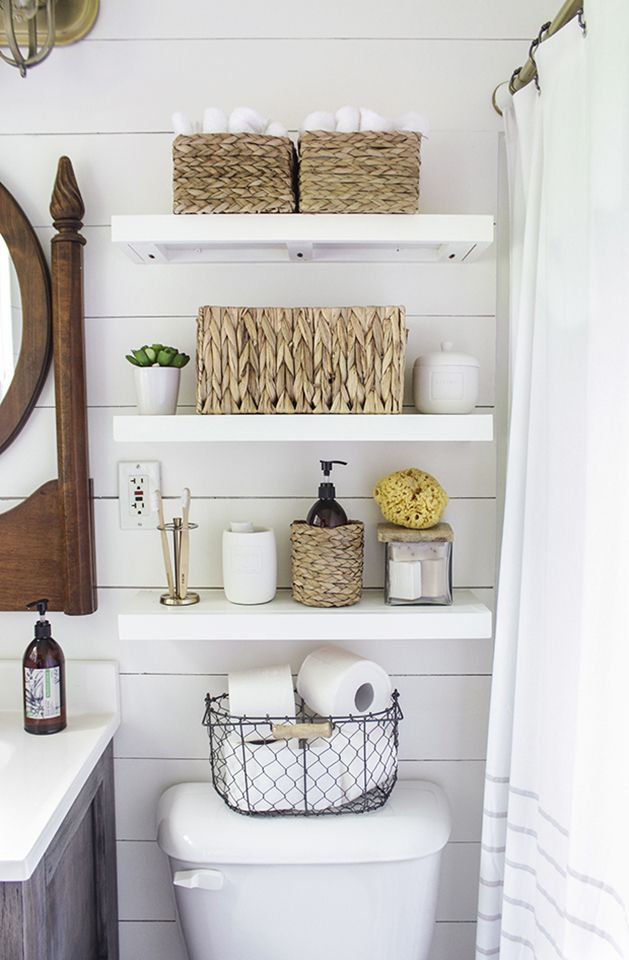 20 Best Bathroom Storage Ideas In 2020 Creative Bathroom Storage