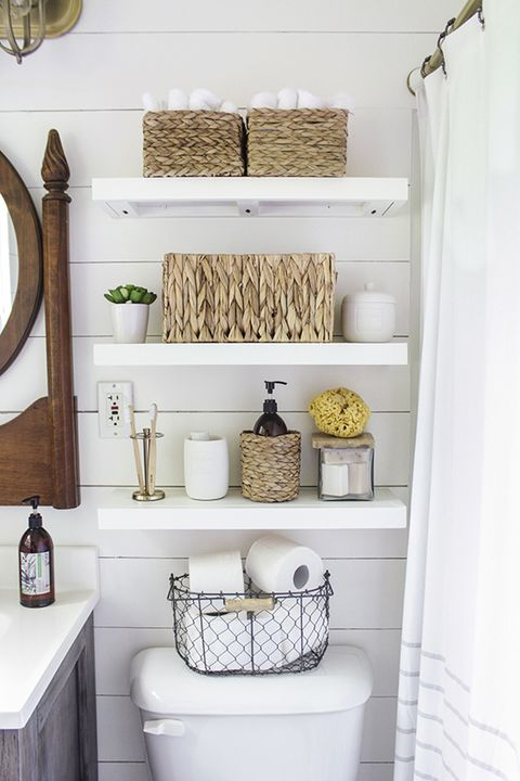 20 Best Bathroom Storage Ideas In 2019 Creative Bathroom