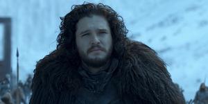 Juego de tronos final Jon Nieve
