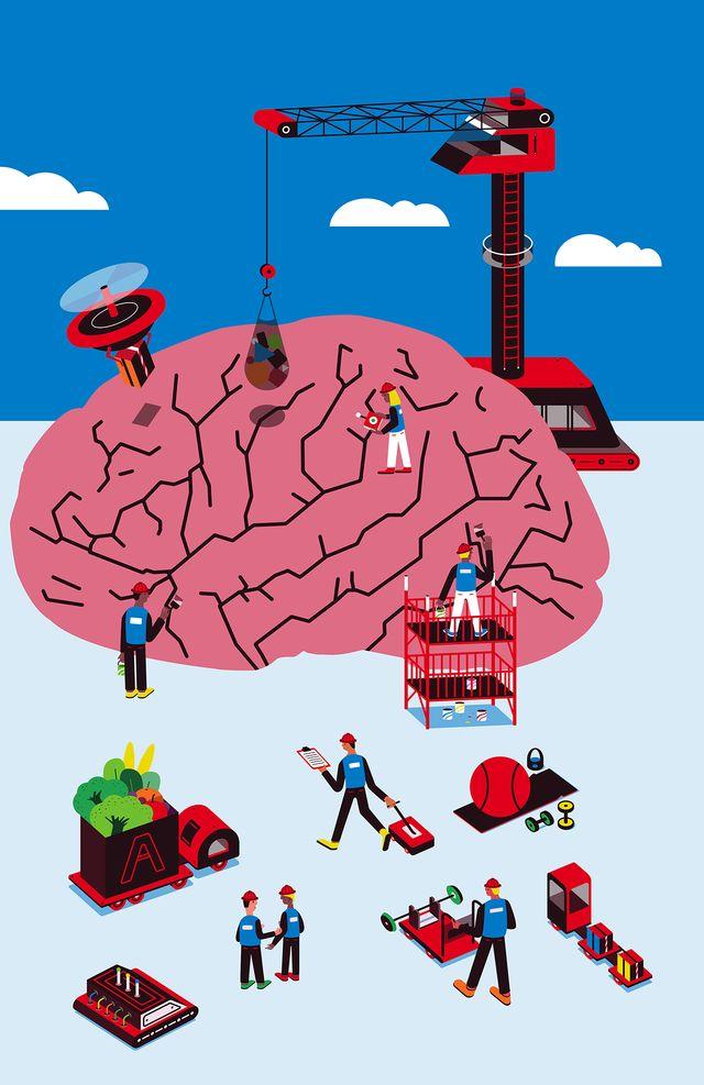 healthy brain, boost brain power, memory