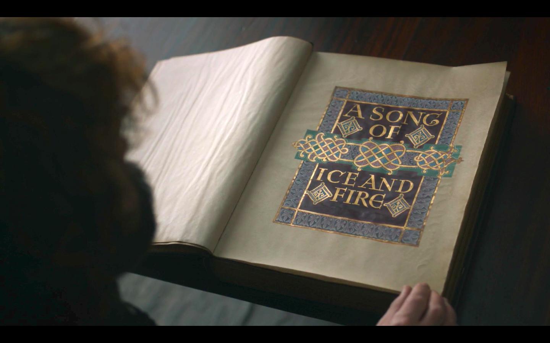 'Juego de tronos': ya online el guion del último capítulo