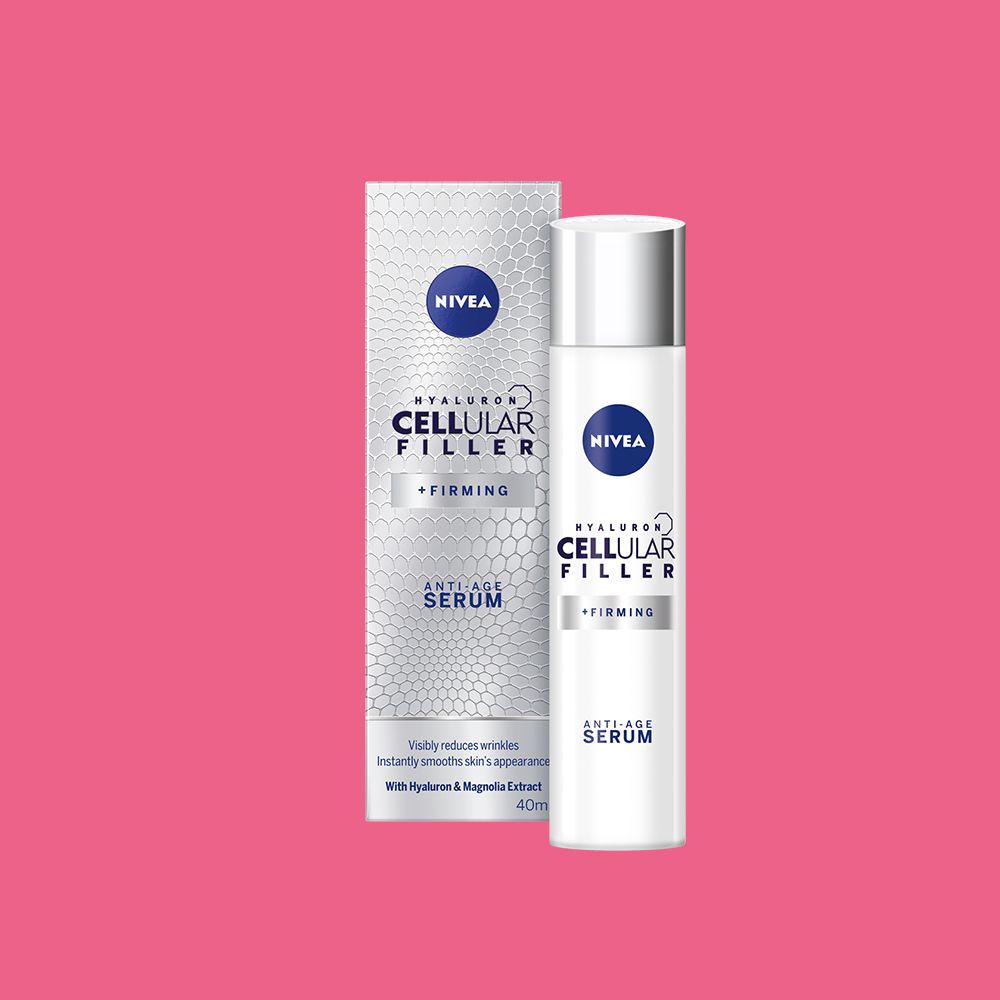 Nivea Hyaluron Cellular Filler Anti-Age Serum
