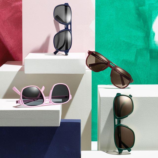 warby parker x entireworld hatcher sunglasses