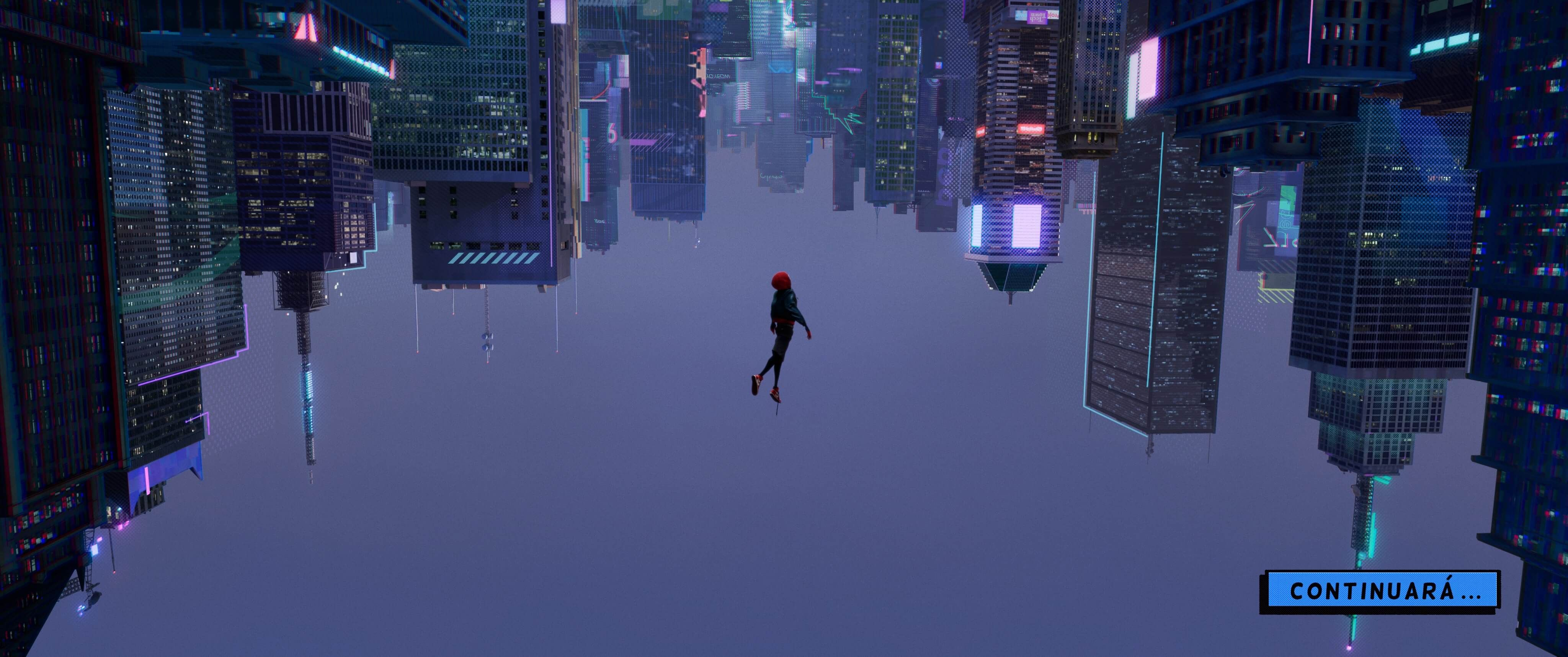 El Final De Spiderman Un Nuevo Universo Explicado Qué Quieren Gwen Stacey Y Spiderman 2099 Spiderman Un Nuevo Universo 2 Argumento