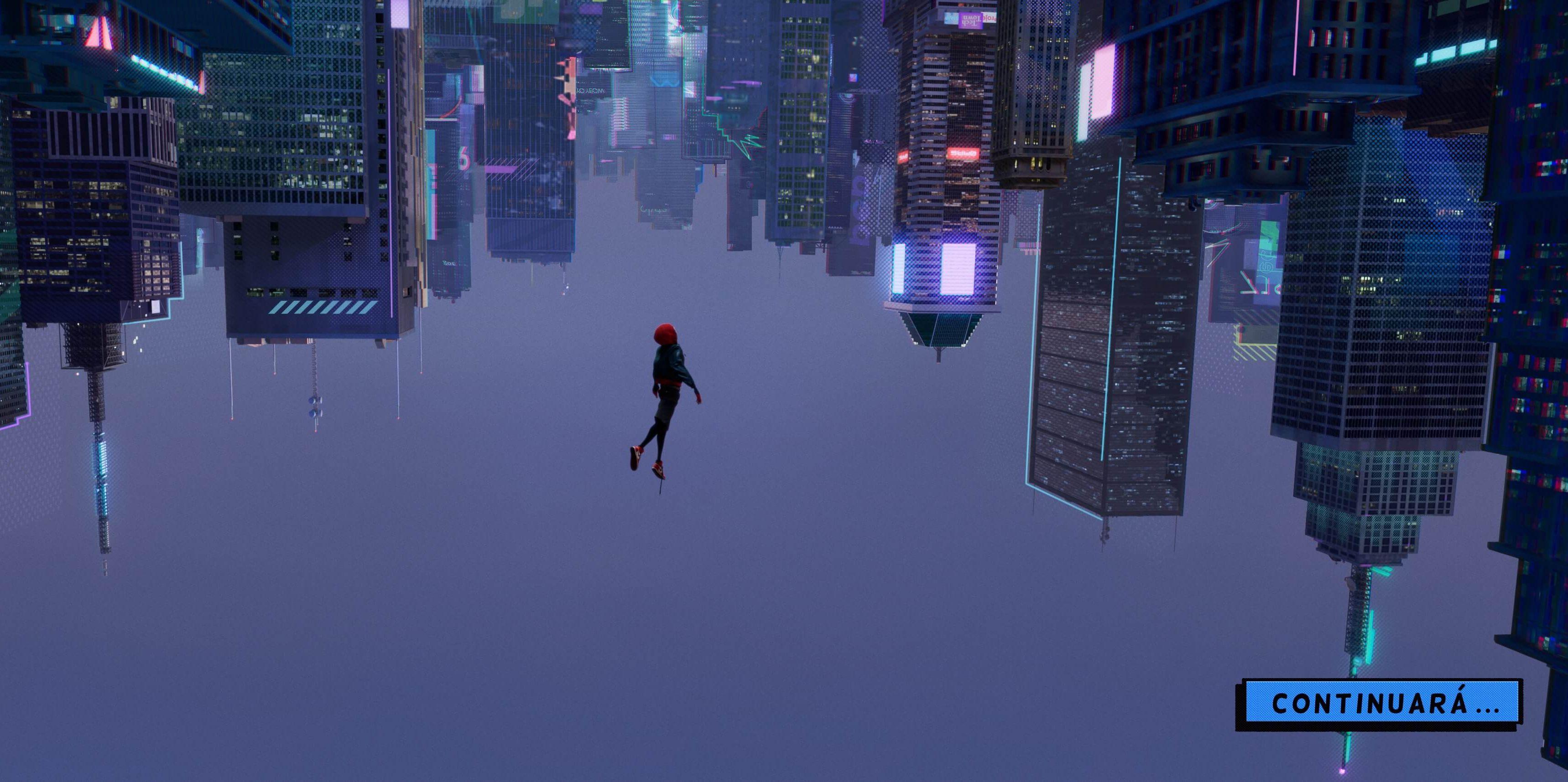 final Spiderman Un nuevo universo explicado