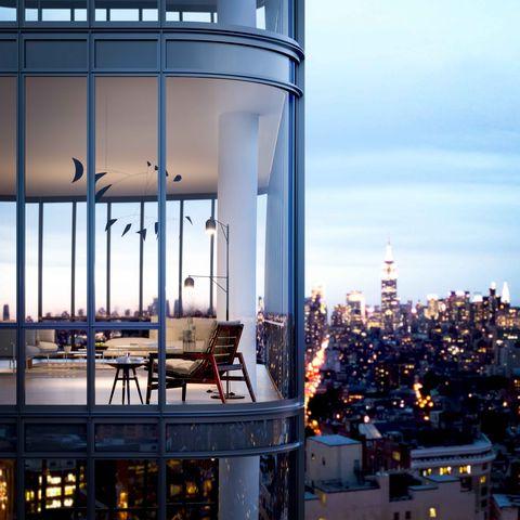 Novak Djokovic New York City Apartment Photos