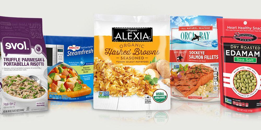 Healthy Frozen Meals Healthiest Frozen Foods For Easy Meals