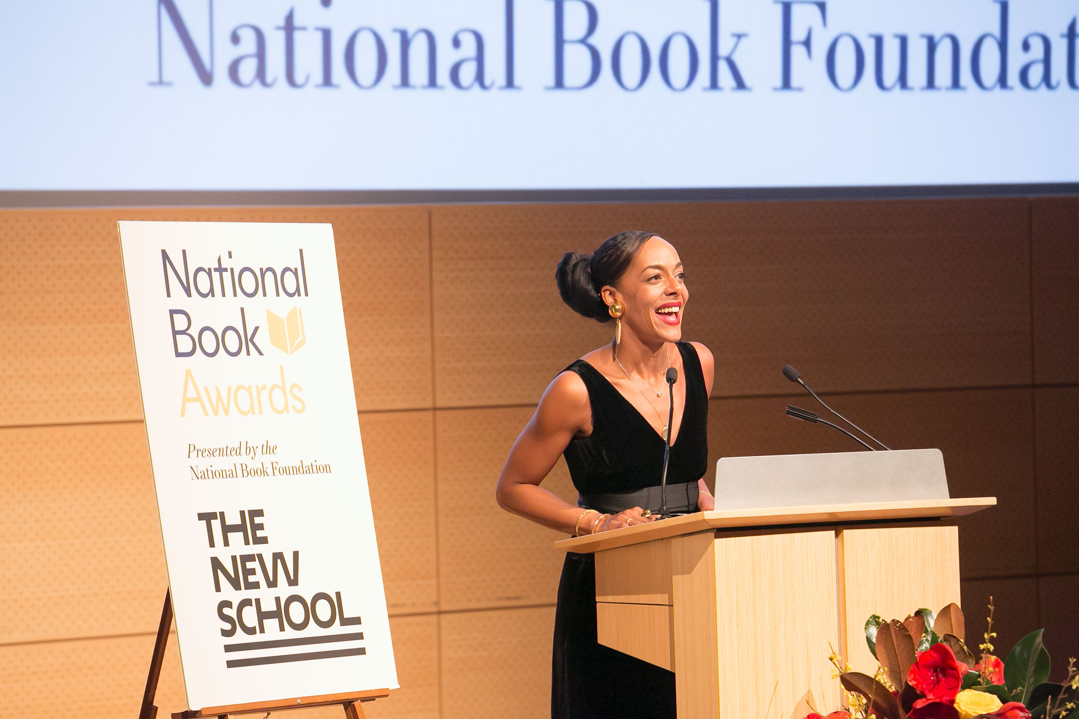 How National Book Foundation Director Lisa Lucas is Making More People Fall in Love with Books