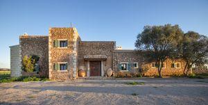 Casa de piedra en Mallorca