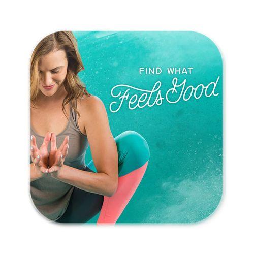 Find What Feels Good Yoga App