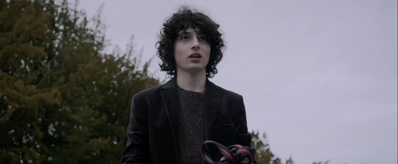 "Stranger Things' Finn Wolfhard felt ""pretty bad"" for his co-star dealing with his first villainous role in new movie The Turning"
