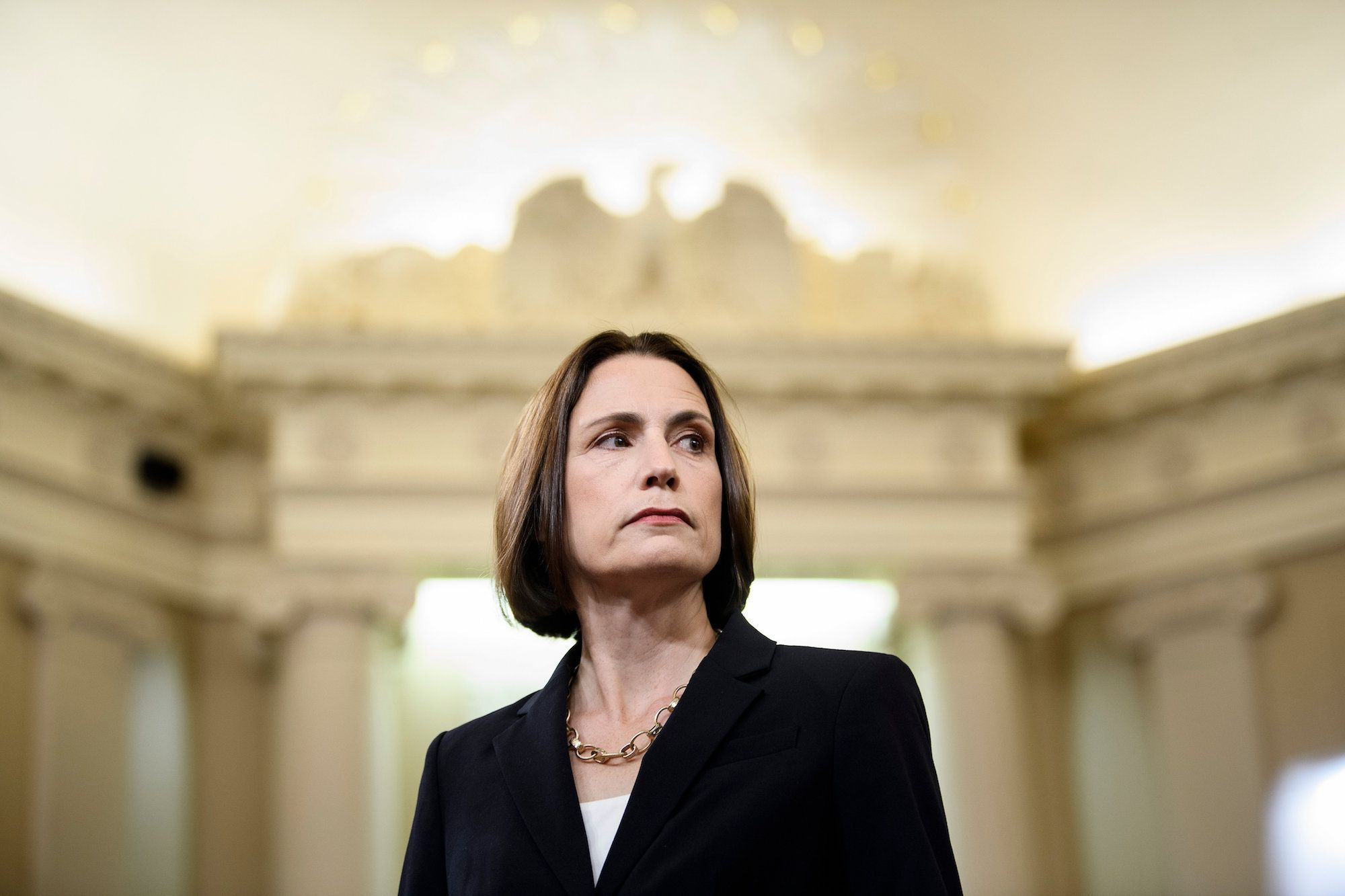 Fiona Hill Is an American by Choice and a Patriot by Nature