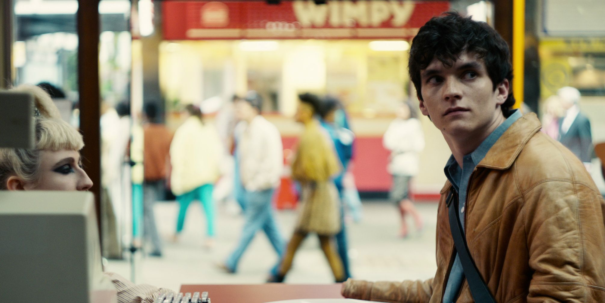 Fionn Whitehead in Black Mirror: Bandersnatch