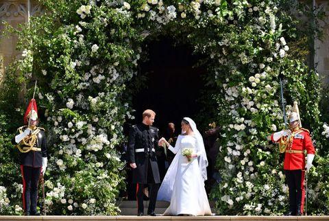 Matrimonio Harry In Chiesa : Harry e meghan: i fiori del matrimonio reale a un ospizio di londra