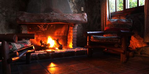 Hearth, Heat, Fireplace, Room, Flame, Fire, Wood, Living room, Gas, Forge,