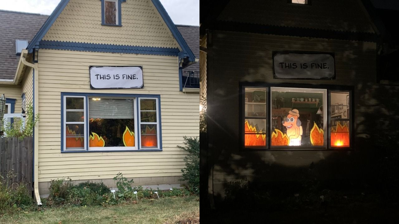 This House Is Decorated in the Best Way Possible for Halloween in 2020