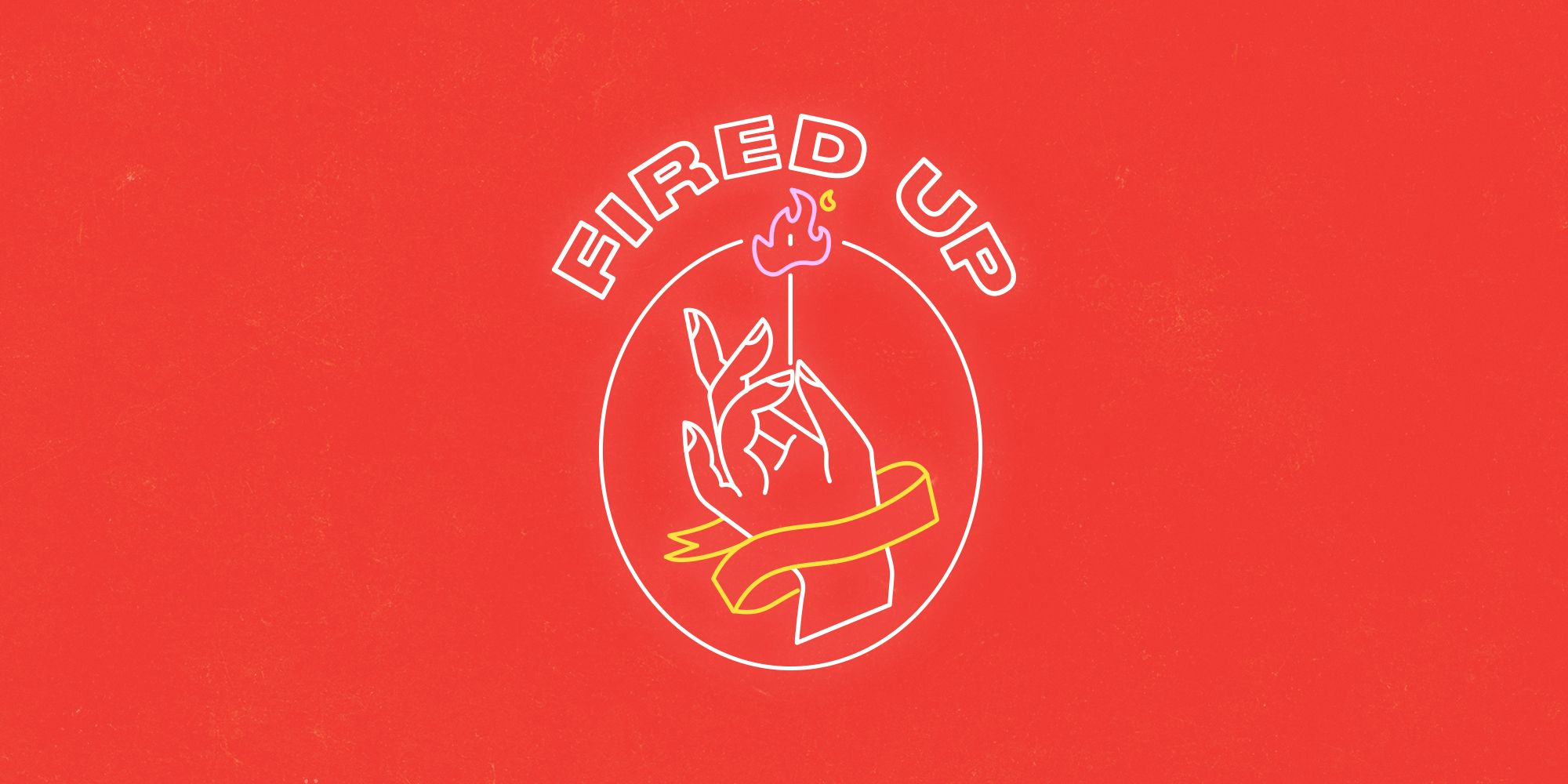 Fired Up! - Magazine cover