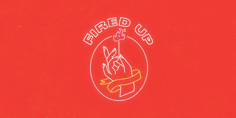 Fired Up! - Cover