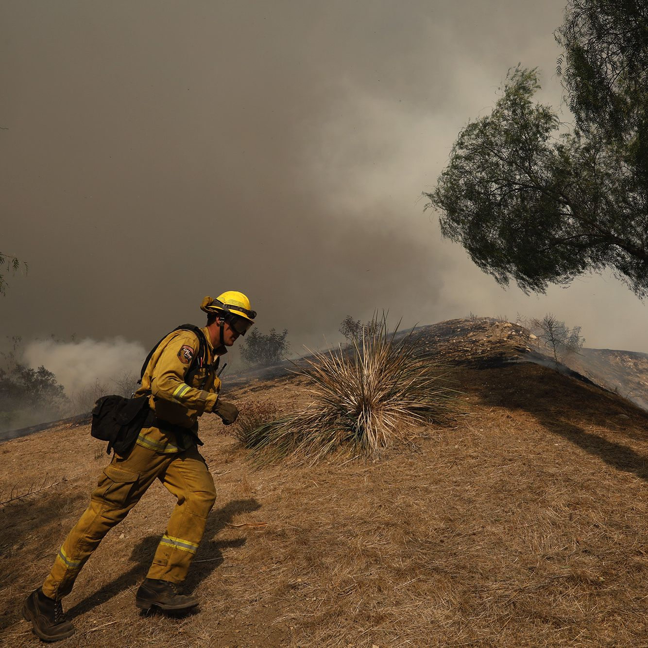 How Your Strava-Recorded Hill Climbs Can Help Firefighters Battle Wildfires