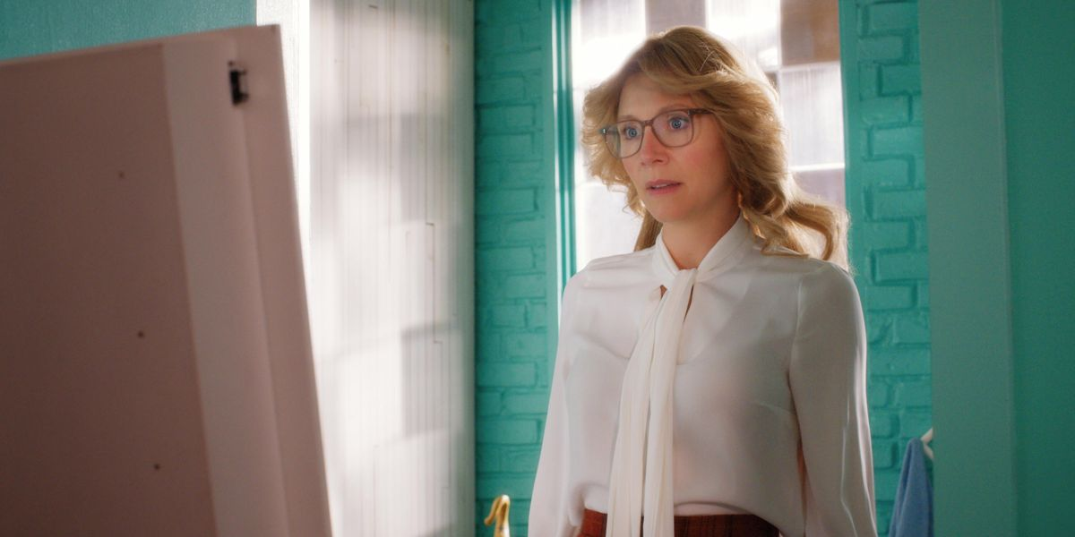 "Firefly Lane star Sarah Chalke has ""everything"" crossed for season 2"