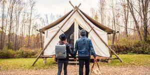 Firelight Camps couples retreat