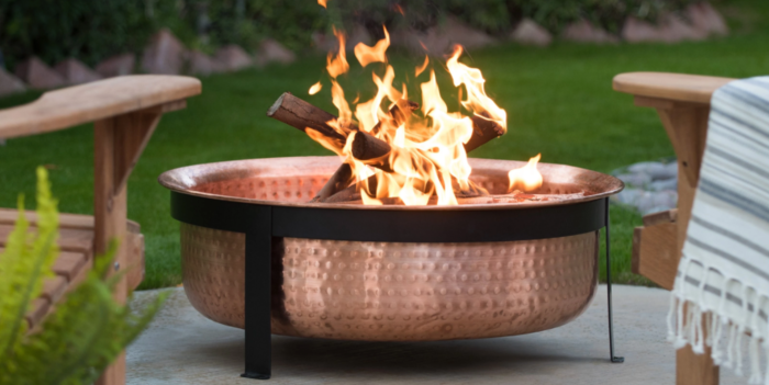 11 Backyard Fire Pit Ideas That Will Make You Want To Host A Bonfire ASAP
