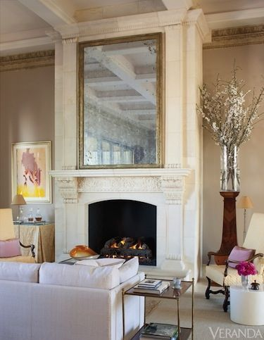 25 Fireplace Ideas   Best Fireplace Designs In Every Style Part 91