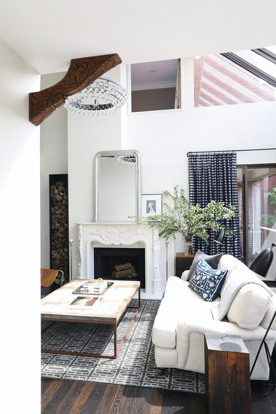 45 Best Fireplace Ideas - Stylish Indoor Fireplace Designs, Decor ...