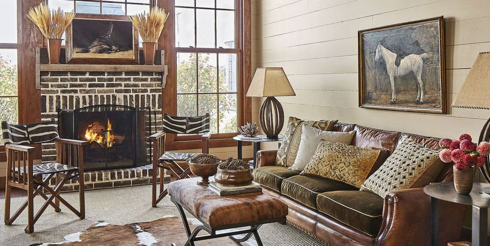 These Cozy Fireplace Ideas Will Make You Want to Redecorate Immediately